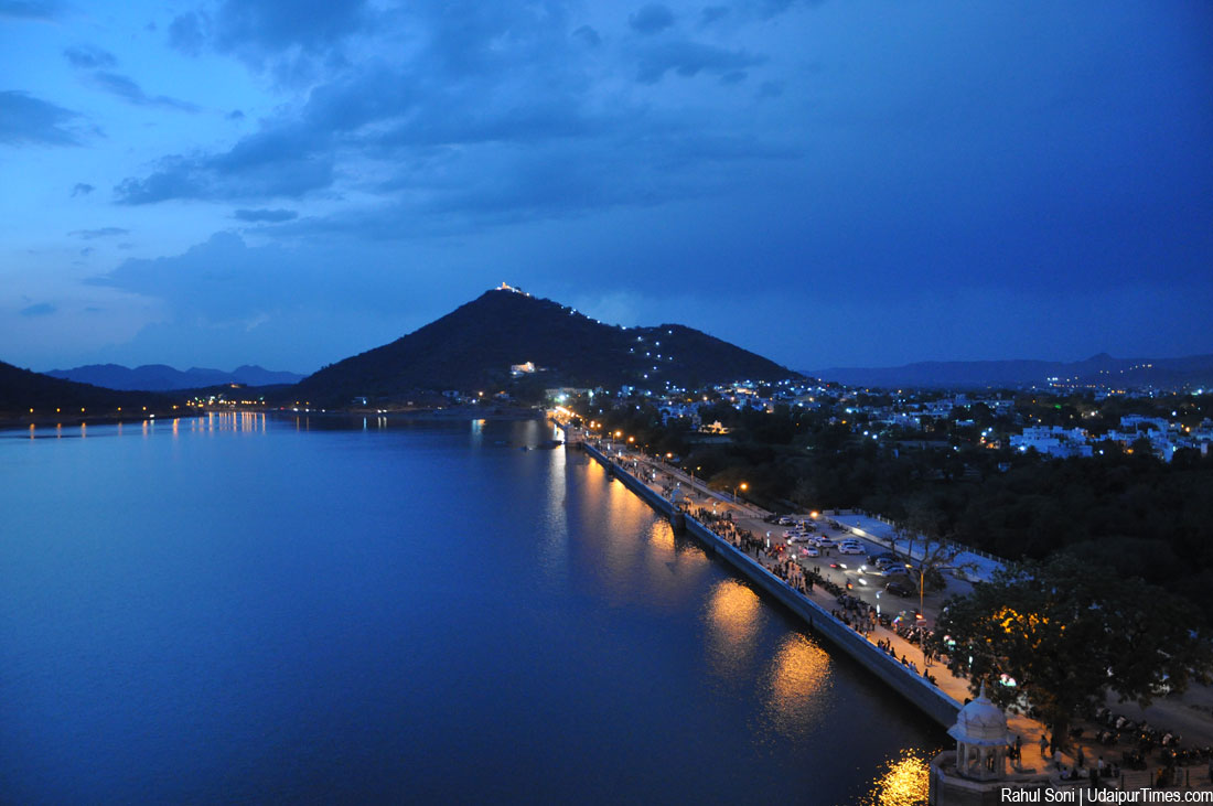 11 Best Places to Visit in Udaipur at Night - My Udaipur City