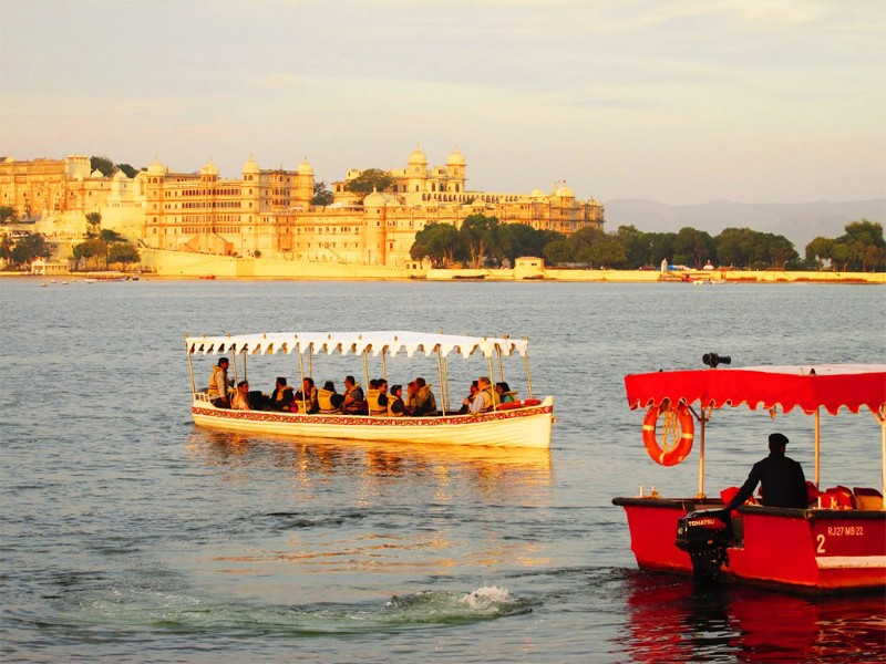Pichola Lake Udaipur Boat Ride