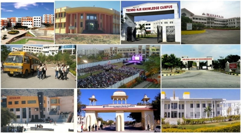 Top 10 Best Engineering Colleges in Udaipur