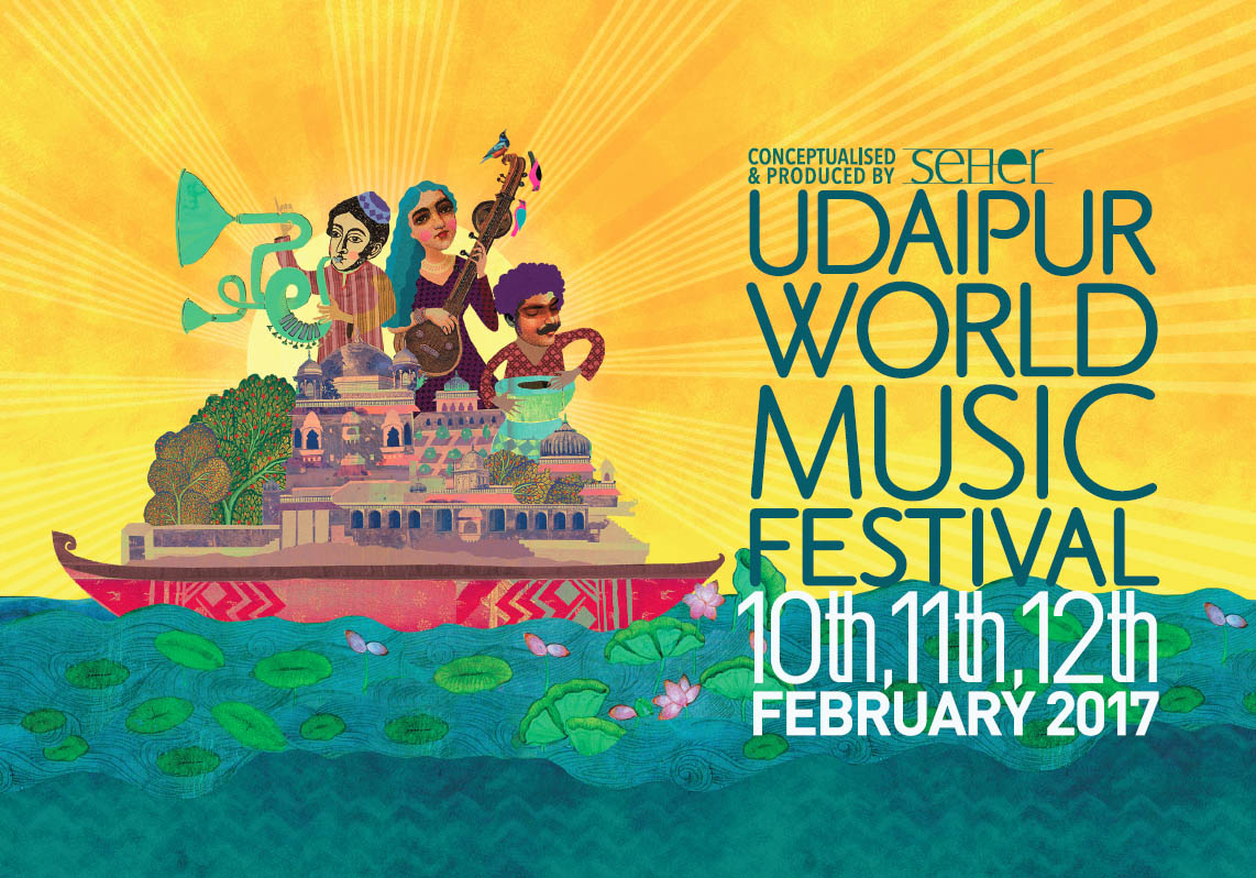 Udaipur World Music Festival 2017