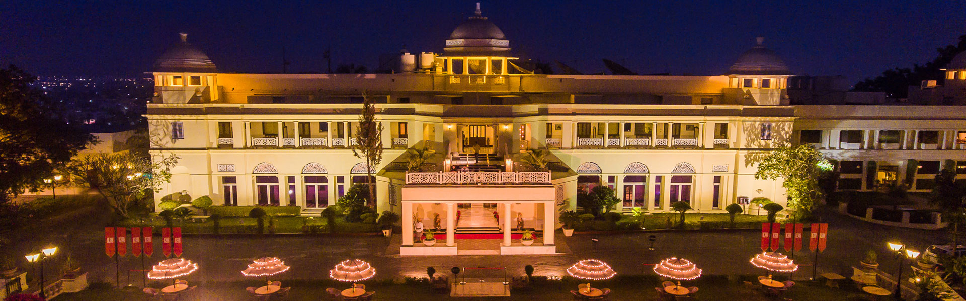 Hotels In Udaipur City