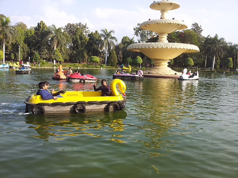 Sukhadia Circle Boating