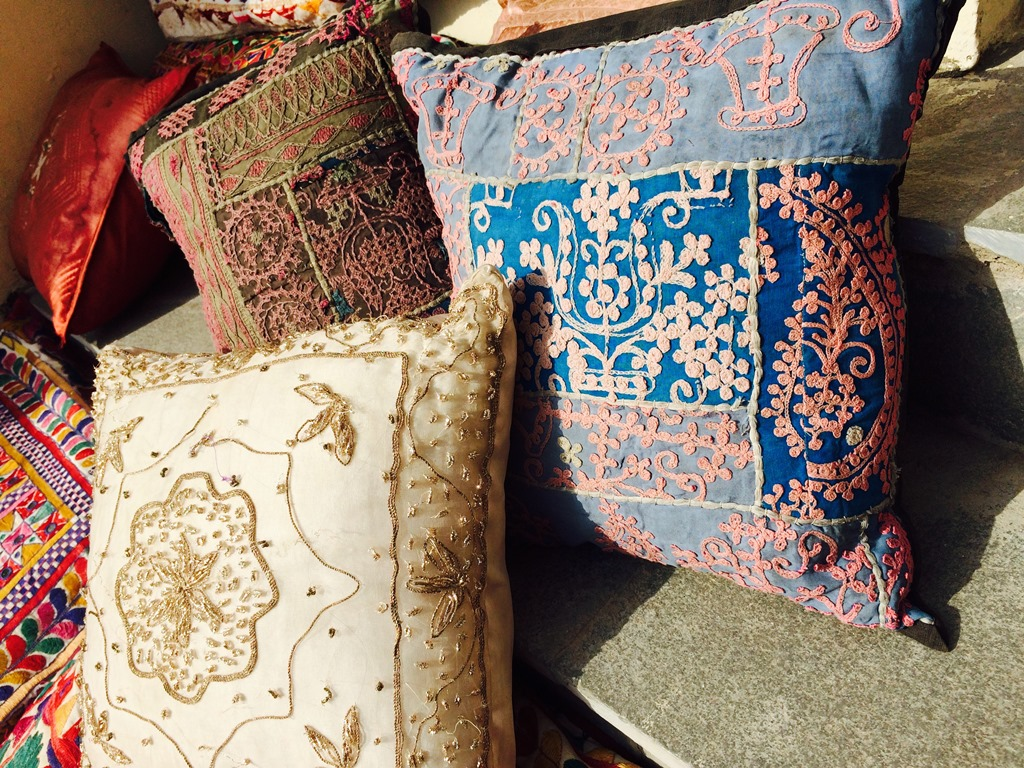 Things to Buy in Udaipur (Cushion Covers)