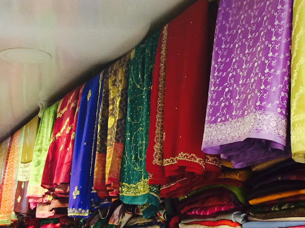Things to Buy in Udaipur (Ethnic Sarees)
