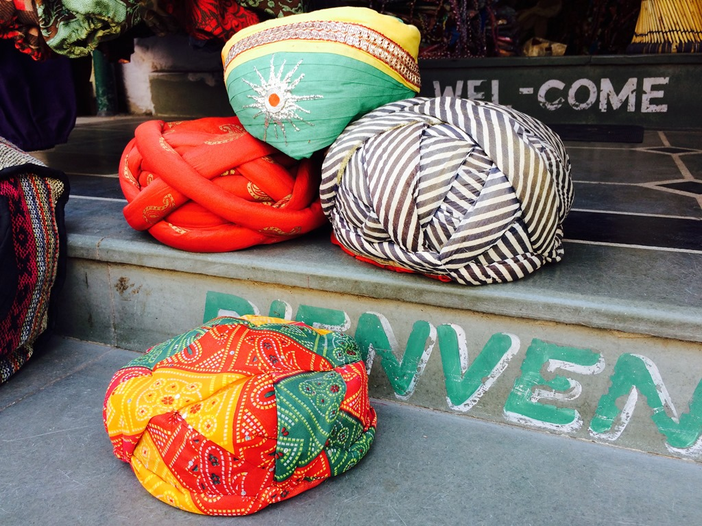 Things to Buy in Udaipur (Pagdis -Turbans)