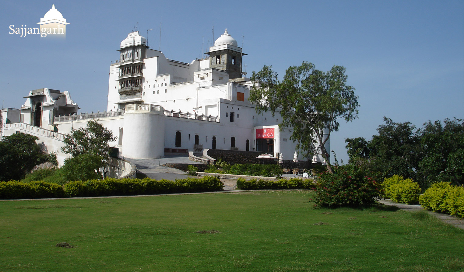 Sajjangarh - The Monsoon Palace