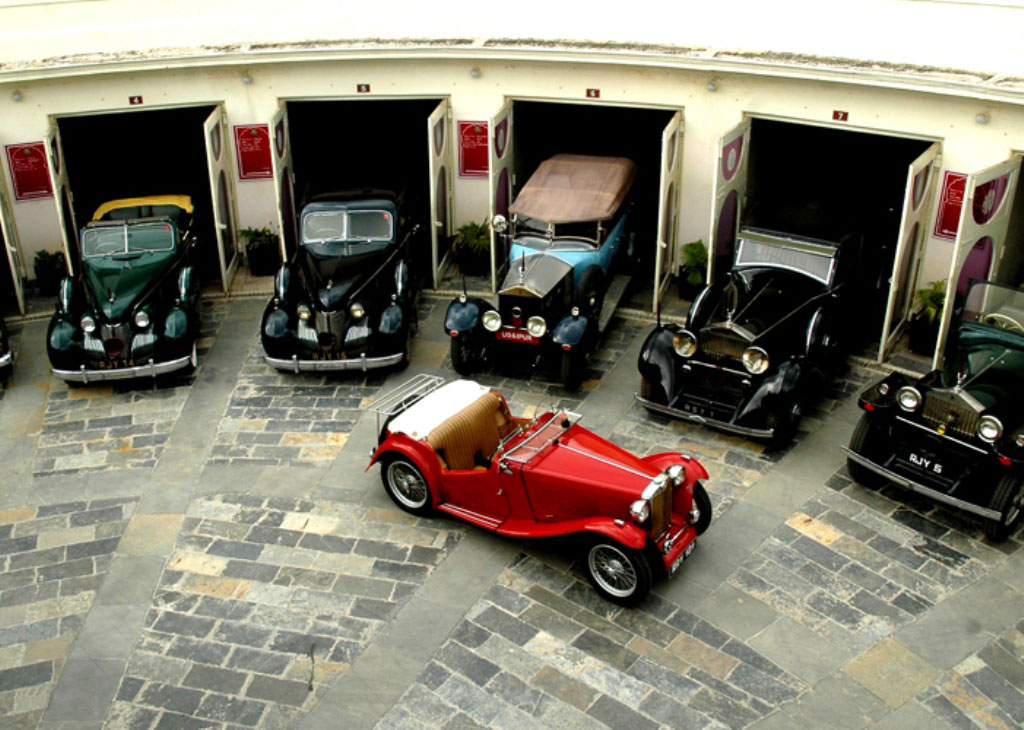 Vintage and Classic Car Museum Udaipur