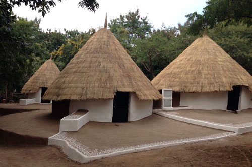 Shilpgram Udaipur Huts