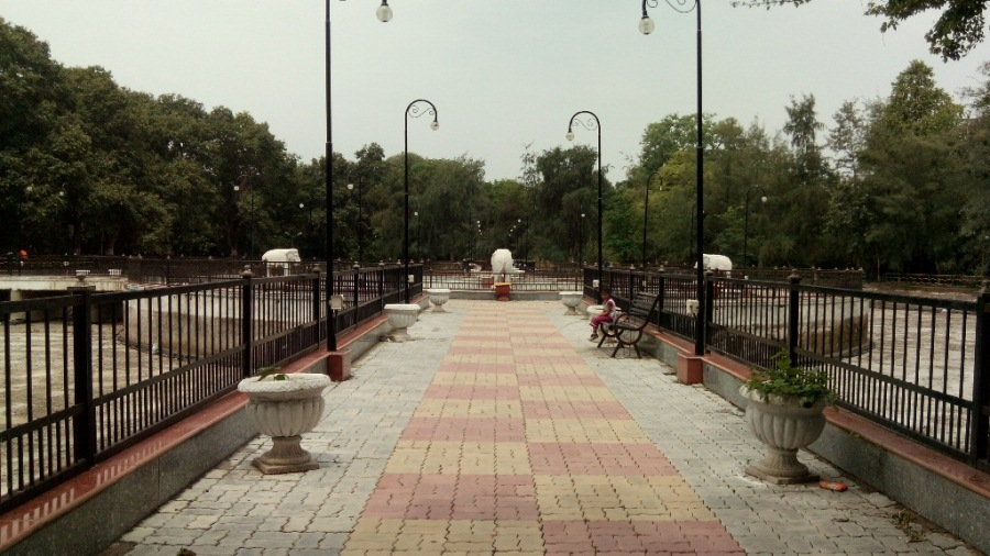 Kamal Talai Gulab Bagh and Zoo Udaipur