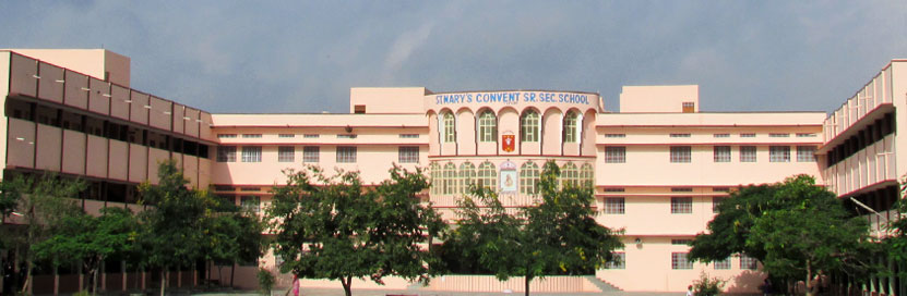 St. Mary's Convent Sr. Sec. School (Teetardi) Udaipur