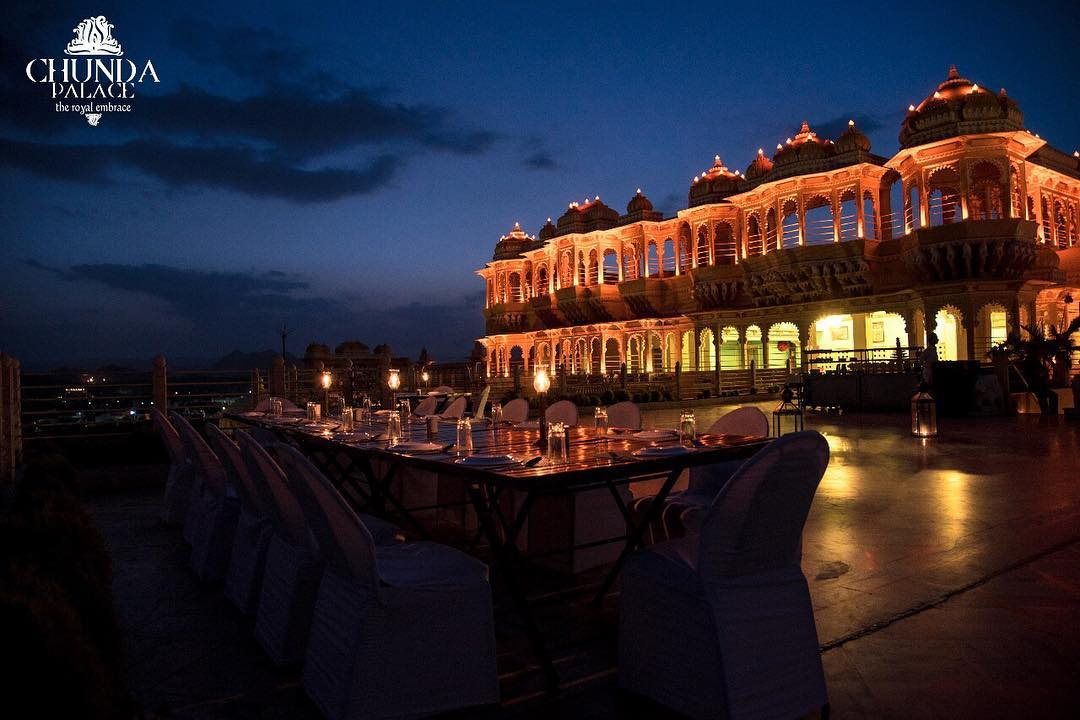 Best Rooftop Restaurants in Udaipur
