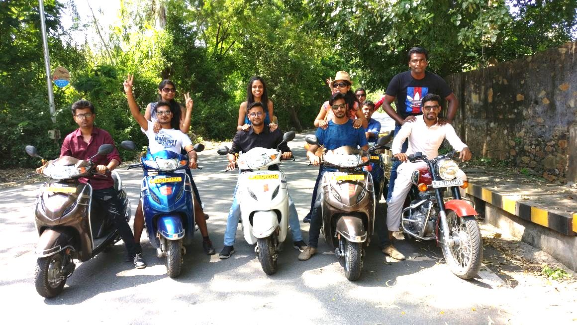Best Bike Rental Services In Udaipur
