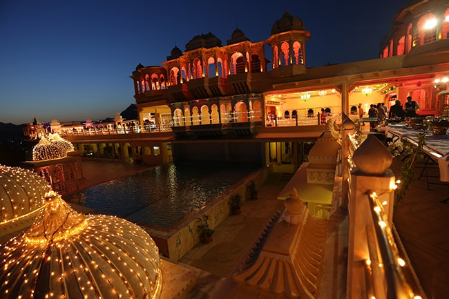Chunda Palace Udaipur Wedding