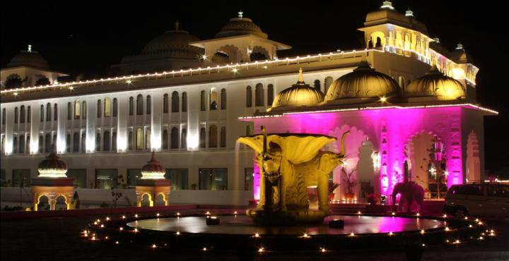 Radisson Blu Udaipur Wedding