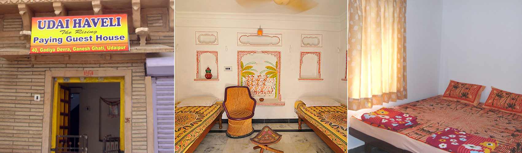 Udai Haveli Guest House Udaipur