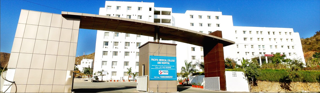 Pacific Medical College & Hospital (PMCH)