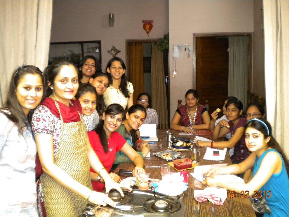 Anjana Bhandari Cooking Classes