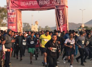Udaipur Runs 1