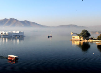 White City of India - Udaipur