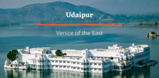 why udaipur is called venice of east