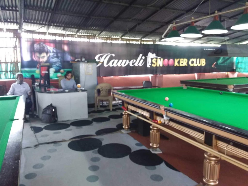 Haweli Snooker Club